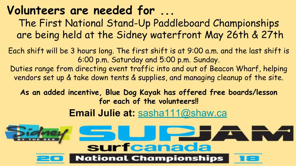 Stand-Up Paddleboard Championships